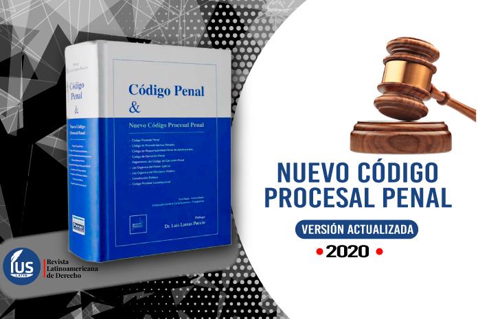 nuevo codigo procesal penal actualizado