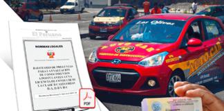 Balotario MTC: Preguntas para licencia de conducir 2021