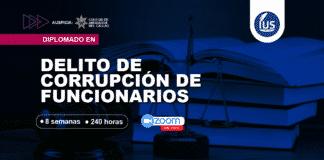Curso especializado en delitos de corrupción de funcionarios