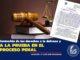 Contenido de los derechos a la defensa y a la prueba en el proceso penal