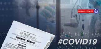 COVID-19: Gobierno decreta medidas sanitarias adicionales
