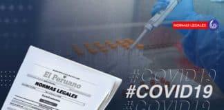 COVID-19: Minsa publicará información de vacunas sin afectar cláusulas de confidencialidad