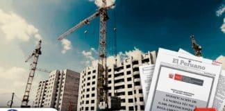 Modificación de la norma técnica G.040, definiciones del reglamento nacional de edificaciones