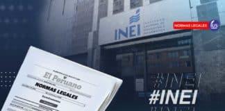 Inei: modifican el Texto Único de Procedimientos Administrativos - TUPA