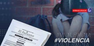 Aprueban líneas de programas educativos para prevenir la violencia sexual en escuelas