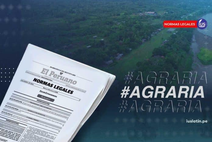 Ley de la inversión privada en el desarrollo de las actividades económicas en las tierras del territorio nacional y de las comunidades campesinas y nativas