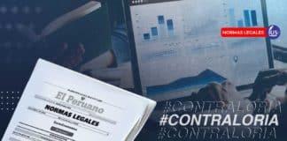 Contraloría: aprueban transferencia financiera para auditoría de control posterior externo