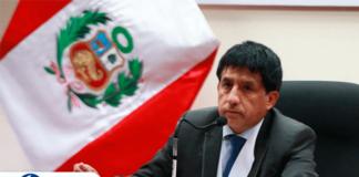 Sancionan a juez Richard Concepción Carhuancho por declarar a la prensa sobre el caso Lava Jato