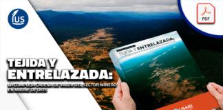 Tejida y entrelazada: La compleja cadena de valor del sector minero en Madre de Dios