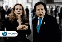 Acceden a solicitud de extradición de Alejandro Toledo y Eliane Karp