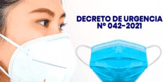 COVID-19: destinan más de S/45 millones para compra y distribución gratuita de mascarillas