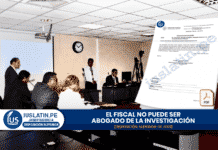 El fiscal no puede ser abogado de la investigación [DISPOSICIÓN SUPERIOR 01-2021]