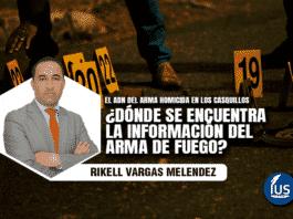 El ADN del arma homicida en los casquillos ¿Dónde se encuentra la información del arma de fuego?