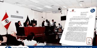 ¿Se puede anular la resolución porque el juez realizó la audiencia fuera de hora e impuso un defensor público?