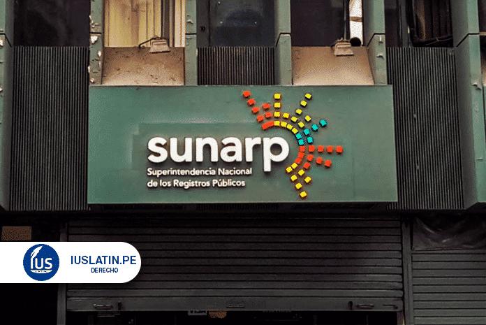 SUNARP: Modifican el Reglamento del Índice del Verificador Catastral