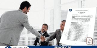 Principio de Despersonalización del Empleador