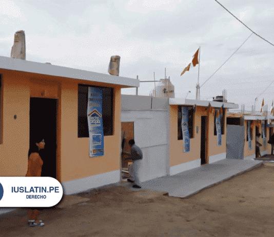 Bono Familiar Habitacional hogares beneficiarios