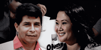 Castillo supera a Fujimori por 69,546 votos, al 100% de actas procesadas de la ONPE