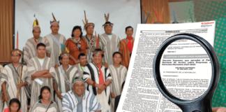 Primer Plan Nacional de Acción sobre Empresas y DD.HH. que protegerá a pueblos indígenas