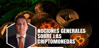 Nociones generales sobre las criptomonedas