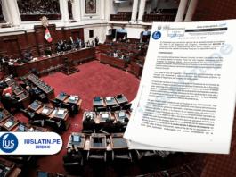 presentan moción de censura contra la Mesa Directiva