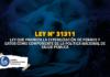 Ley 31311: Ley que incorpora como política pública la esterilización de perros y gatos