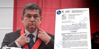 amplían por 12 meses prisión preventiva de Walter Ríos