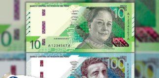 BCR pone en circulación billetes con imagen de Chabuca Granda (S/ 10) y Pedro Paulet (S/ 100)