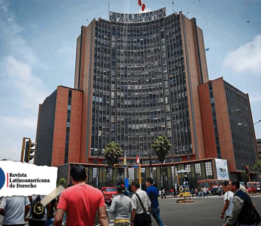 Corte de Lima: disponen retorno a la labor jurisdiccional efectiva de magistrados