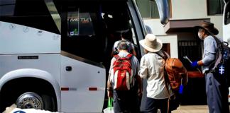 Cronograma de reemplacamiento para vehículos en la modalidad de transporte turístico