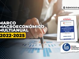 Marco Macroeconómico Multianual 2022-2025