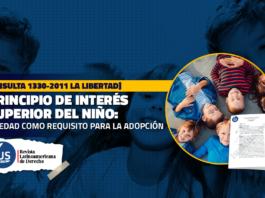 Principio de Interés Superior del Niño: la edad como requisito para la adopción