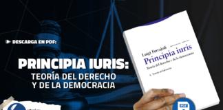 Principia iuris: Teoría del derecho y de la democracia