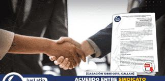 Acuerdo entre sindicato minoritario y empresa no afecta a todos los trabajadores