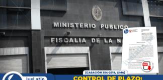 Control de plazo: ¿Ministerio Público puede fijar 18 de los 36 meses de investigación, y luego ampliarlo sin control judicial
