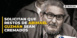 Solicitan que restos de Abimael Guzmán sean cremados
