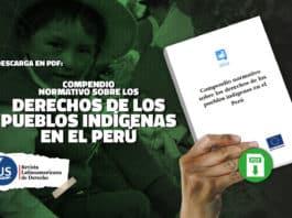 Compendio Normativo sobre los Derechos de los Pueblos Indígenas en el Perú