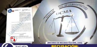 Recusación interponer una queja ante la OCMA no es motivo para apartar a un juez de un caso